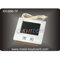 Wholesale High precision USB Interface Metal Industrial Touchpad with 2 Mouse Button from china suppliers