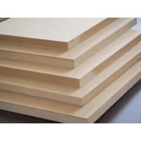 Wholesale Raw High Density Plain MDF Boards / Medium Denisty Fiberboard for Wood Storage Cabinet from china suppliers