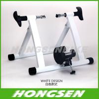 Wholesale HS-Q02B Indoor magnetic home bicycle trainer for execise fitness from china suppliers