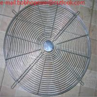 Wholesale steel wire fan cover/16'(443-447mm)fan parts/fan guard grill/condenser fan guard /air conditioner fan covers from china suppliers