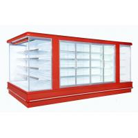 Wholesale Upright Display Freezer Open Deck Chillers Danfoss 4450*2370*2060 from china suppliers