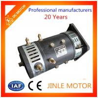 Wholesale 2.2KW  24V Carbon Brush Forklift Drive Motor For Hydraulic Power Unit QZD4841 from china suppliers