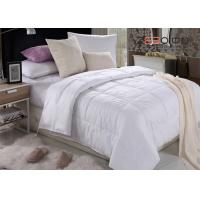 Wholesale 100 Cotton Duvet Hotel Collection , Goose Down Comforter Queen Size from china suppliers