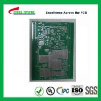Quality Making 8 Layer Quick Turn PCB Prototypes Lead Free HASL Power Amplifier Pcb Layout for sale