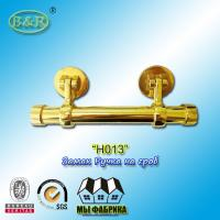 Wholesale Zinc Alloy Metal Coffin Handles 25.5 x 10cm Antique Copper Finish from china suppliers