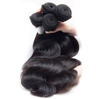 Quality 8A Unprocessed Virgin Peruvian Hair Extensions Body Wave Peruvian Hair Weave for sale