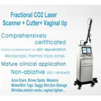 Buy cheap Beijing Sincoheren FDA K and Medical CE co2 facial laser resurfacing with vaginal tips co2 laser facial ultrapuls from wholesalers