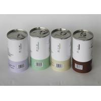 Wholesale Pantone Paper Tube Packaging For Instant Drink Powder Aluminum EOE from china suppliers