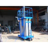 Wholesale Safety and Stable Hydraulic Guide Rail Lift Platform from china suppliers