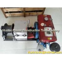 Wholesale Diesel Engine Powered Winch Cable Pulling Winch Machine from china suppliers