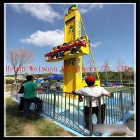 Wholesale Kids Game Machine Amusement Jumping Frog theme park rides from china suppliers