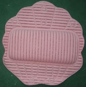 Wholesale 8 PU TPR PVC Silicone EVA Foam Bathtub Pillow (HC35) from china suppliers