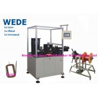 Wholesale Auto Paper Inserting Coil Winding Machine By Flat Wire PLC Control Mode from china suppliers
