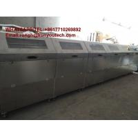 Wholesale Vegetable Soft Gelatin Drying Machine Encapsulation Tumbler Dryer With cooling convyer from china suppliers