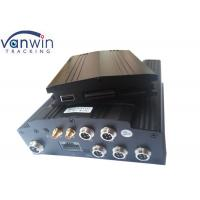 Wholesale 4 Cameras GPS Mobile DVR Video Recorder , Security Vehicle Blackbox DVR from china suppliers