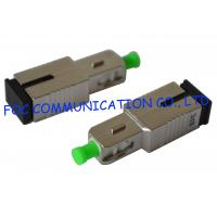 Wholesale Fiber Attenuator SC / APC High Precision Attenuation Wide Attenuation Range from china suppliers