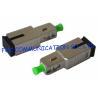 Buy cheap Fiber Attenuator SC / APC High Precision Attenuation Wide Attenuation Range from wholesalers