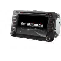 "Wholesale 7"" Digital Screen Skoda DVD Player , Superb Car DVD NAVIGATION VWM-7698GD from china suppliers"