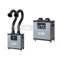 Wholesale Air Purifying Solder Fume Extractor Benchtop Unit , Laboratory Fume Extractor 99.97% Efficiency from china suppliers