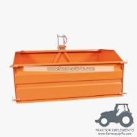 Wholesale 4TTBX - Farm equipment tractor 3point hitch tipper transport box,link box 4ft from china suppliers