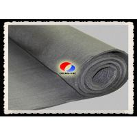 Wholesale Heating Resistance Soft Graphite Felt , Pyrolytic Depositing Furnaces Insulation Felt from china suppliers