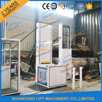 Wholesale 250kgs 2.5m Wheelchair Platform Lift Electric Vertical Wheelchair Lifts For Home House from china suppliers