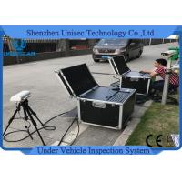 Wholesale High Safety Under Vehicle Surveillance System UVSS Mobile Type Dynamic Imaging UV300M from china suppliers