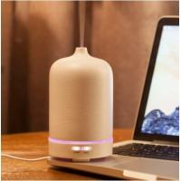 Buy cheap 100ml Portable Ceramic Eectric Aroma Diffuser from wholesalers