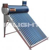 Wholesale 200L Preheated Copper Solar Powered Water Heaters , Solar Water Heating Systems For Homes from china suppliers