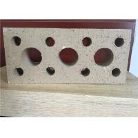 Wholesale low water absorption hollow clay brick , hollow building blocks for walls from china suppliers