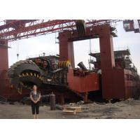 Wholesale 32 Inch Submersible Dredge 1864KW Engine Power Port Amphibious Coral Seabed from china suppliers
