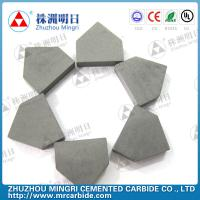 Wholesale ISO9001 2008 Custom tungsten carbide  tip for Coal drill piece from china suppliers