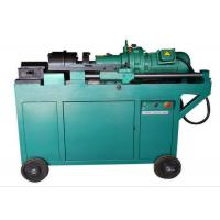 Wholesale Rebar Thread Rolling Machine Threaded Robs Making Machine Used in Construction from china suppliers