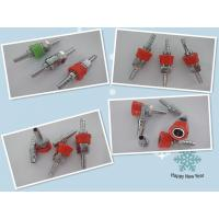 Wholesale Red Color Electric Plating Iron Quick Coupler from china suppliers