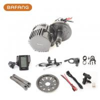 Quality Bafang mid drive motor BBSHD 48V 1000W electric bike kit with lithium battery for sale