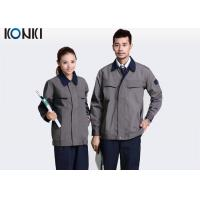 Wholesale Adults Professional Work Uniforms / Workwear Embroidered Eco - Friendly from china suppliers