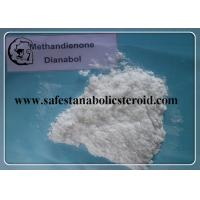 Wholesale Dianabol Oral Anabolic Steroids 99% Pure Powder Methandienone Dbol CAS 72-63-9 for Muscle Gain from china suppliers