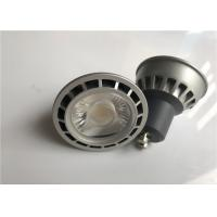 Wholesale CREE COB LED GU10 LED Spotlight Bulbs , LED Home Light Bulbs Die Casting Aluminum Housing from china suppliers