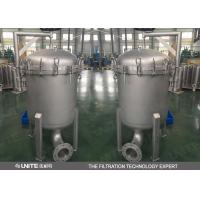 Wholesale CE SS cartridge filter housing with pp string wound cartridge filter element from china suppliers