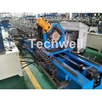 Wholesale Guiding Column Forming Structure Hat Profile Cold Roll Forming Machine For 15KW Motor Power from china suppliers