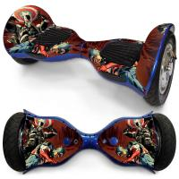 Wholesale Protective Vinyl Skin Stickers Wrap for 10 inch Hoverboard Sticker from china suppliers
