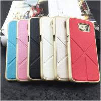 Wholesale Leather case for Samsung Galaxy S6/Galaxy S6 Edge/Galaxy S6 Edge Plus from china suppliers