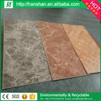 Wholesale Waterproof SPC Click  flooring 3.2mm 4.0mm 5.5mm 6.5mm From Hanshan Floor from china suppliers