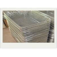 Buy cheap Put Fruit SS 304 industrial wire baskets SS304 With Welded from wholesalers