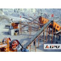 Wholesale 50TPH  Asphaltic Cement / Limestone / Stone Crushing Plant Easy Maintenance from china suppliers
