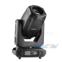 Buy cheap 17R Beam Spot Wash Zoom Dmx Moving Head Lights 350w For Theatre Stage from wholesalers