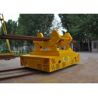 Wholesale metallurgy industry rail transport car cast steel wheel for slag scrap handling from china suppliers
