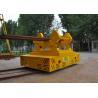 Buy cheap metallurgy industry rail transport car cast steel wheel for slag scrap handling from wholesalers