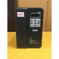 Wholesale Black Color Vector Frequency Inverter , Indoor Adjustable Frequency Drive Remote Controled from china suppliers
