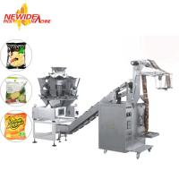 Wholesale Economic Potato Chips / Banana Slices / Puffed Food Pouch Packaging Machine from china suppliers